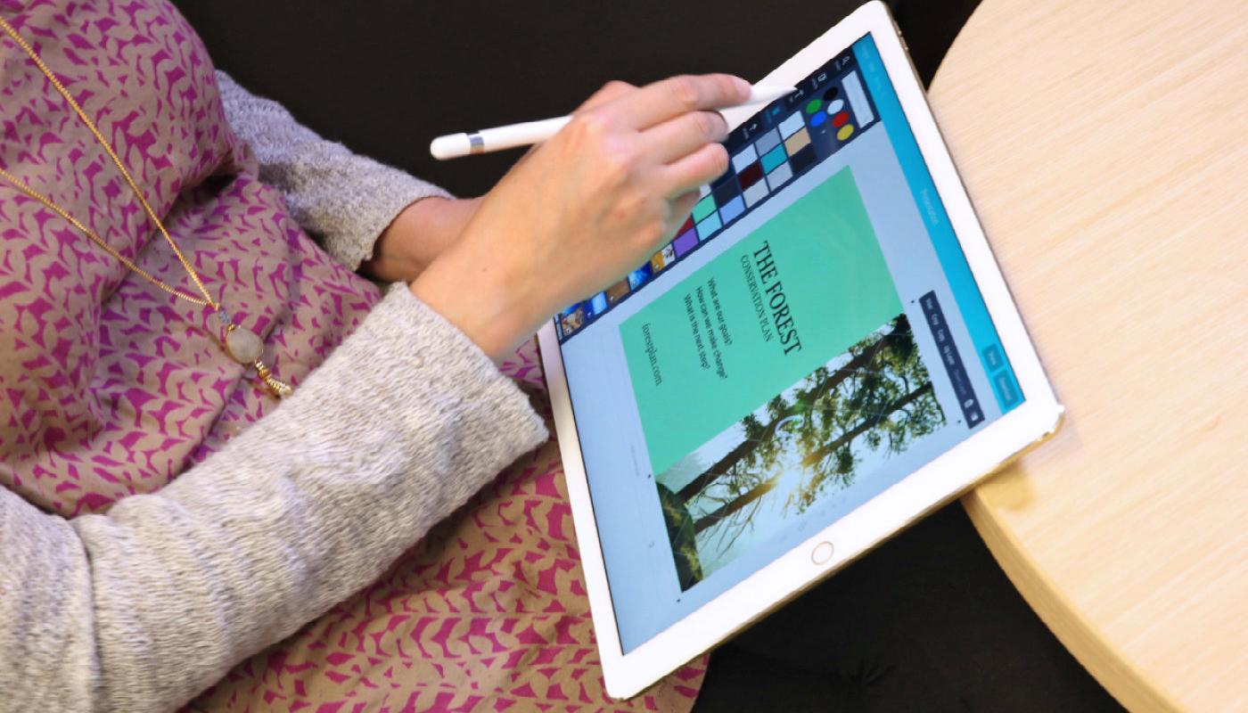 iPad Pro tendrá una versión más pequeña