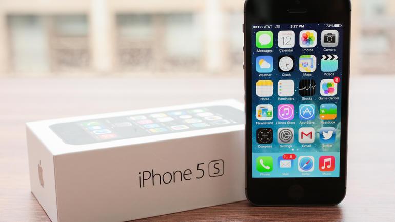 Adiós iPhone 5S