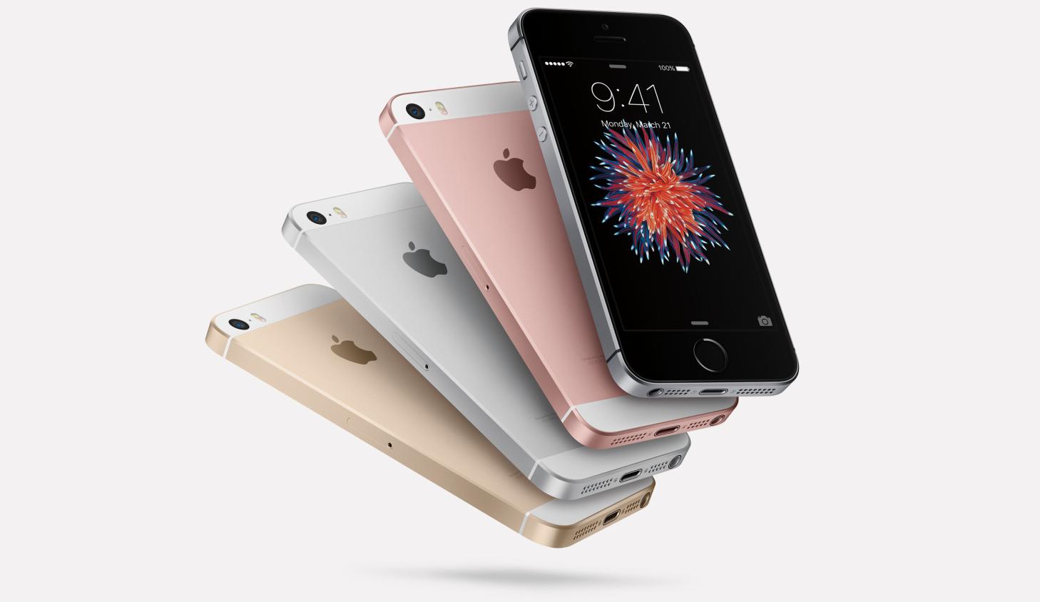 iPhone SE es un poderoso smartphone de 4 pulgadas