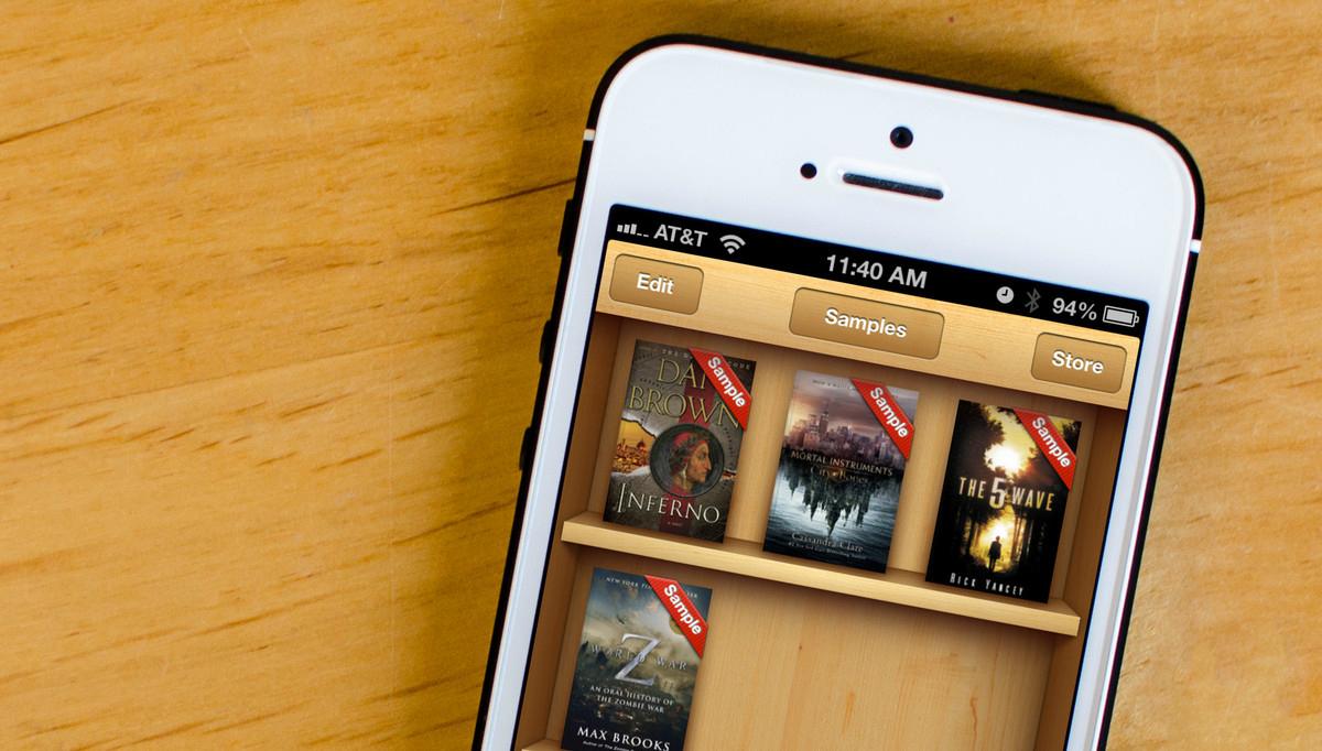 iBooks Store llegó para competir contra Amazon