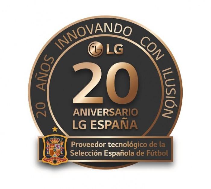 lg 20 years spain