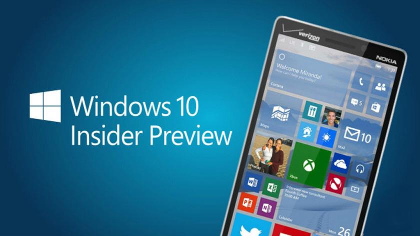 Microsoft continúa el desarrollo de Windows 10 Mobile Redstone