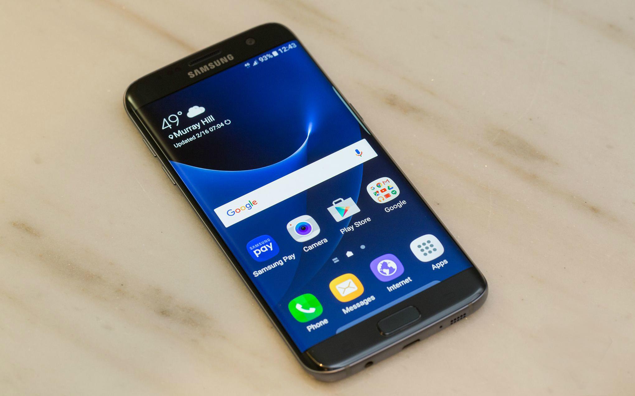 Galaxy S7 Flat tiene un margen de ganancia de $415 dólares