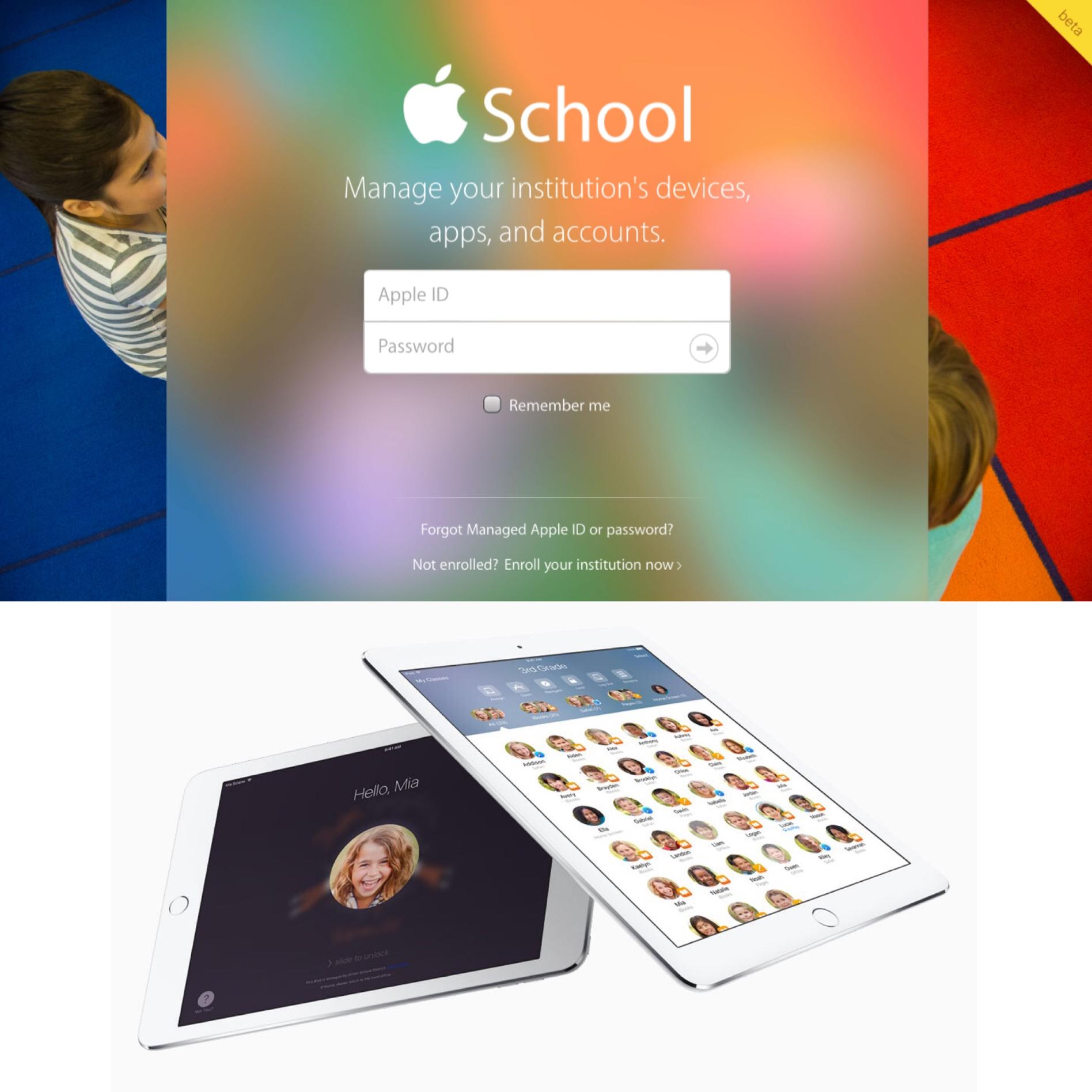 school-apple-ipad