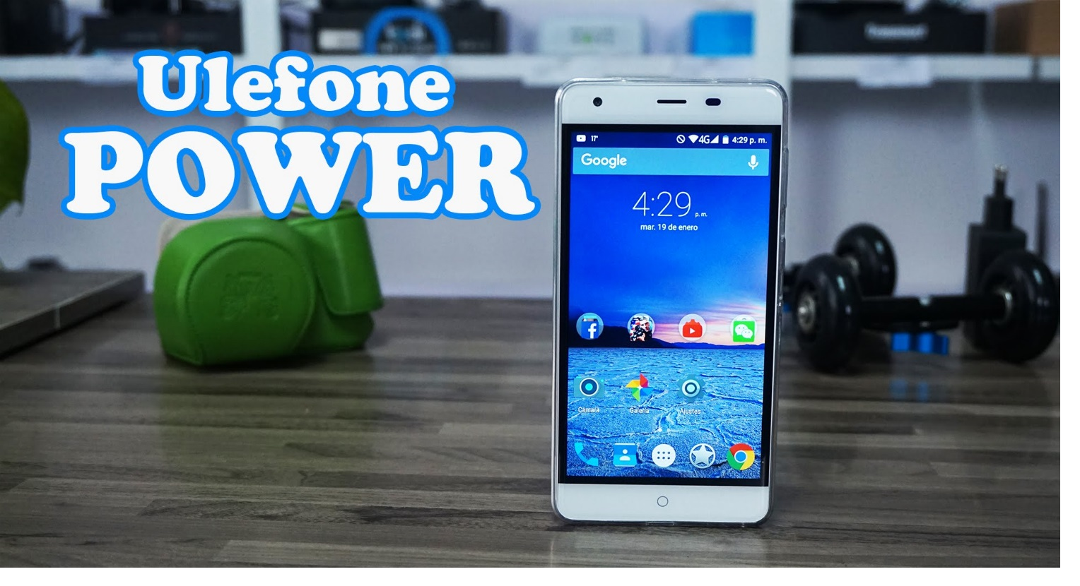 ulefone power analisis
