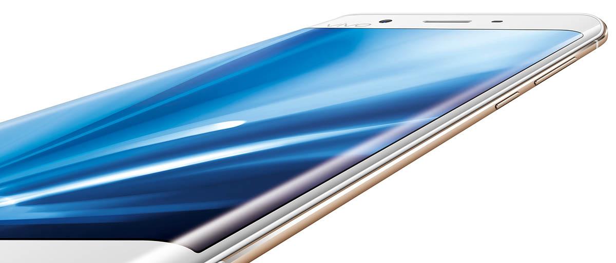 Xplay 5 tiene un panel AMOLED con curvatura lateral al estilo Edge de Samsung