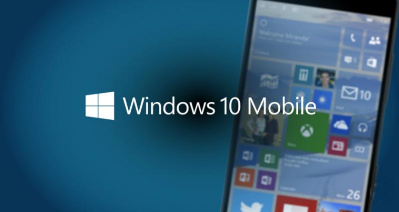 Windows 10 Mobile es oficial