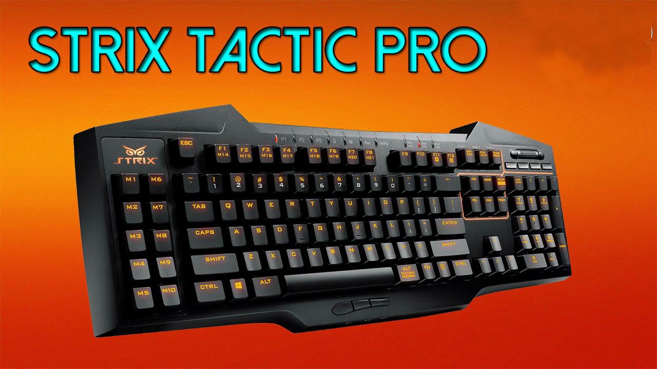 ASUS Strix Tactic Pro