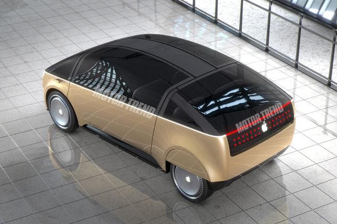 Apple-Car-trasero