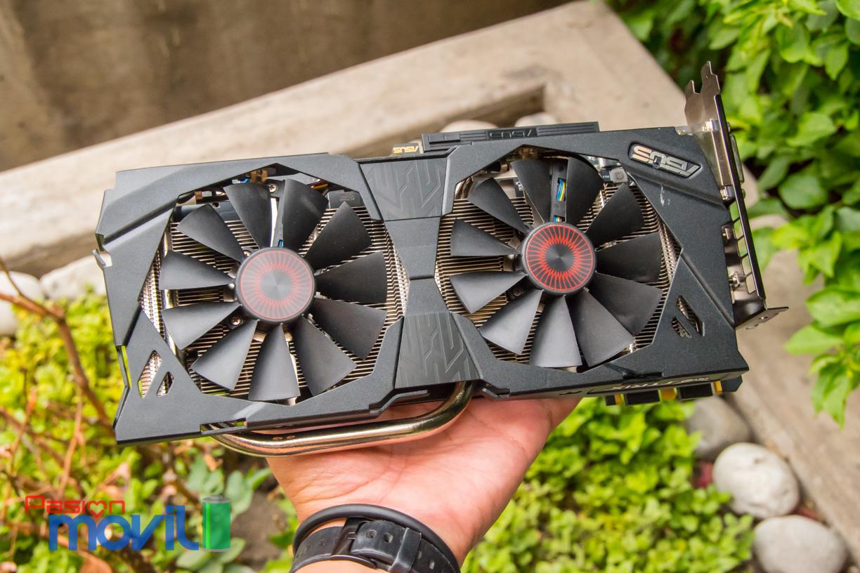 ASUS Strix GTX 970 la puedes encontrar en unos $7,500 pesos (400 USD) en México