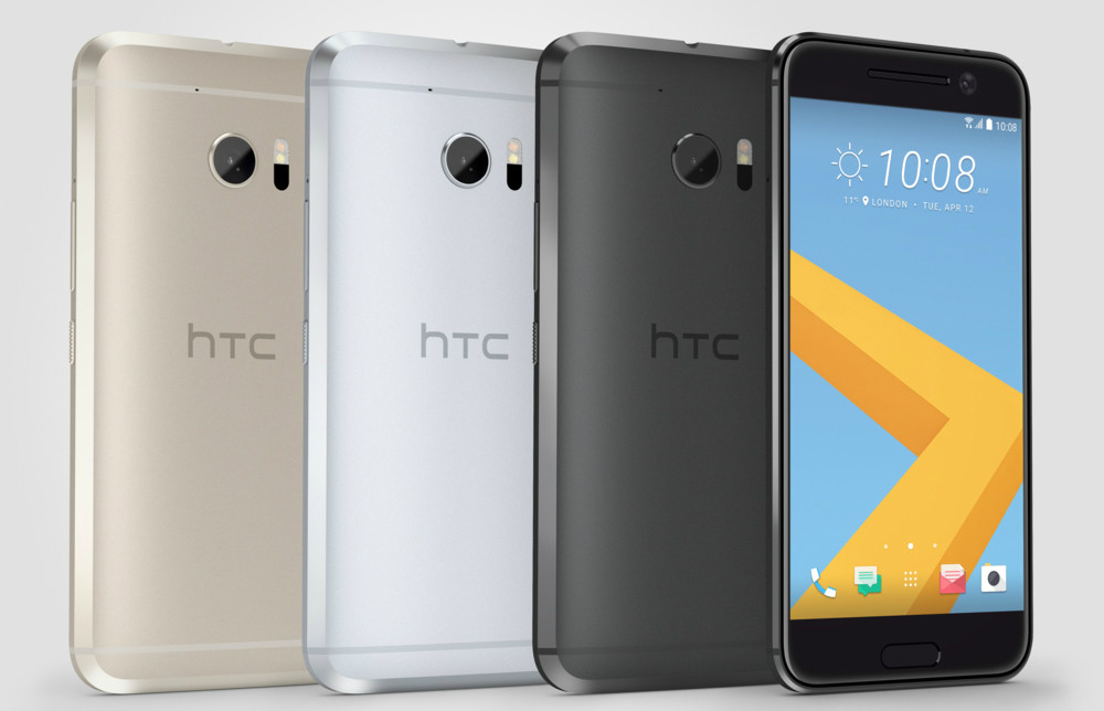 HTC 10, el buque insignia perfecto desde Taiwán