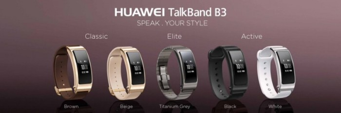 Huawei-TalkBand-B3-colores