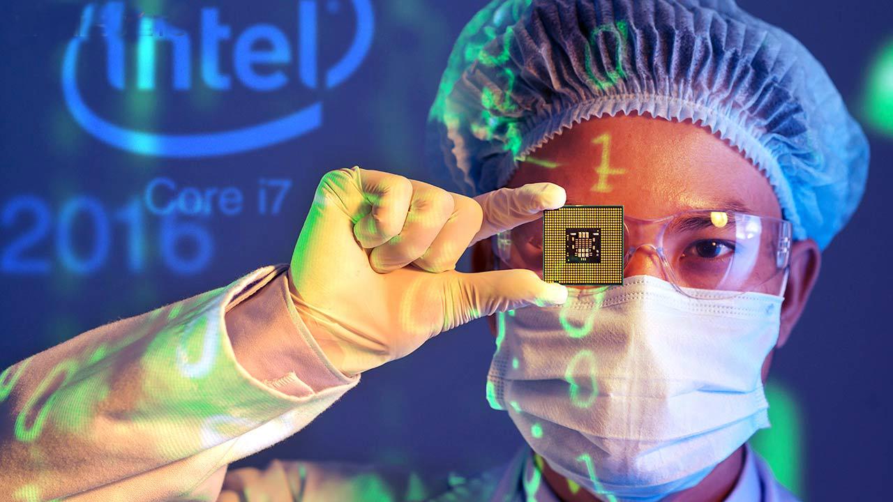 Intel procesador diez nucleos
