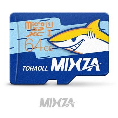 Memoria microSD Mixza