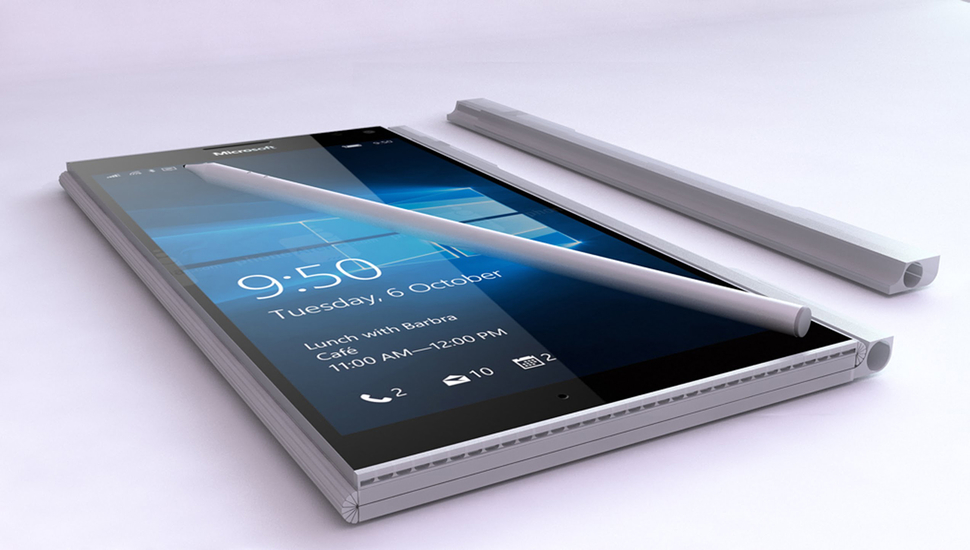 Surface Phone llegará en tres versiones, una con Snapdragon 830