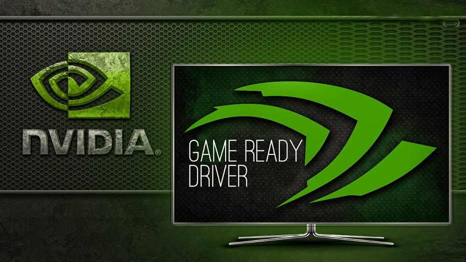 Game Ready Driver de NVIDIA sigue actualizandose