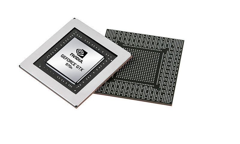 Un chip NVIDIA GM204 comparte la GTX 970 con la GTX 980
