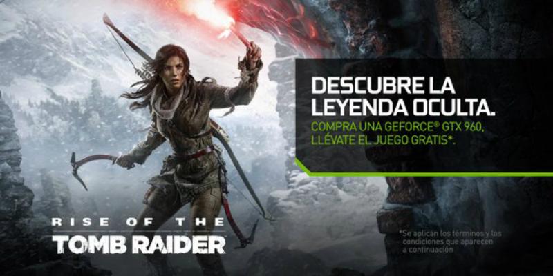 Tomb Raider gratis a través de Steam