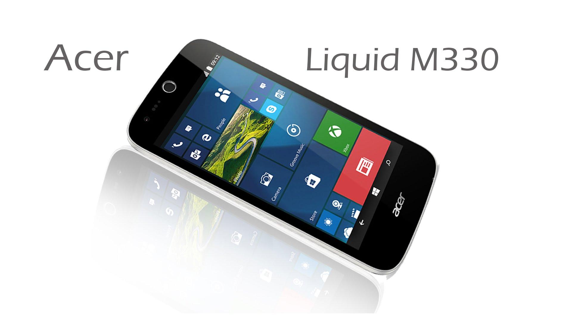 acer liquid m330-3