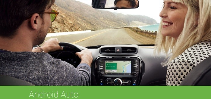 android auto paises