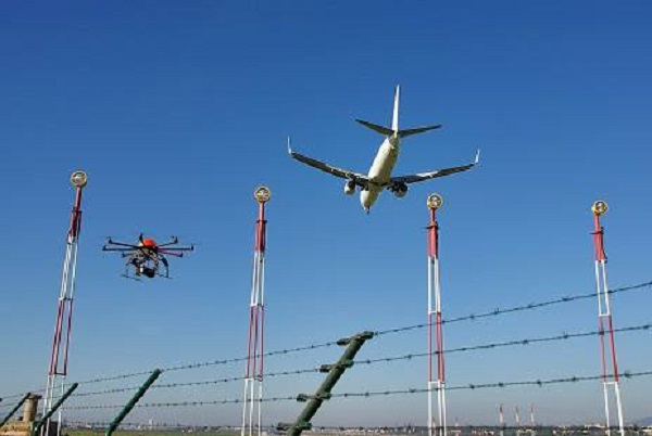 avion dron