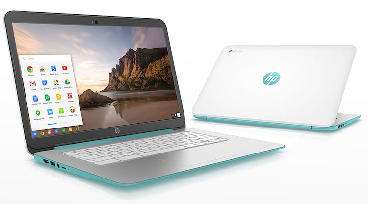 Chromebook de HP podría tener nuevas funciones