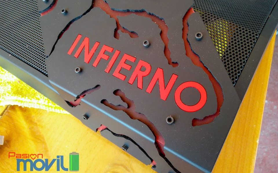 infierno pasion movil