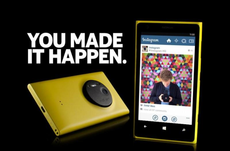 Instagram Beta dice adiós a Windows Phone 8/8.1