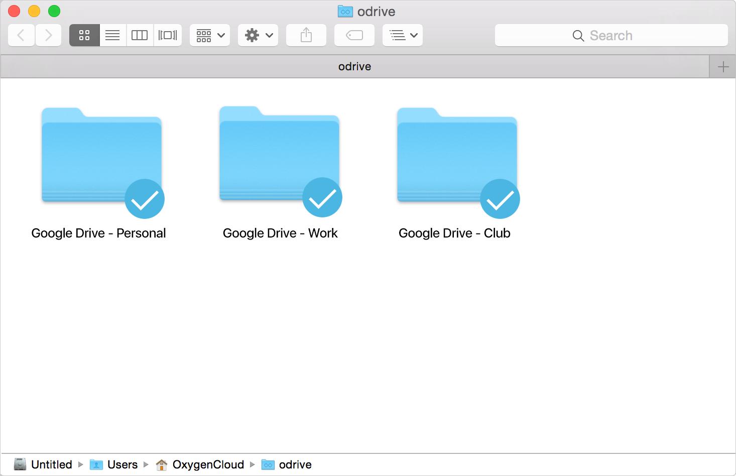 odrive-googledrive