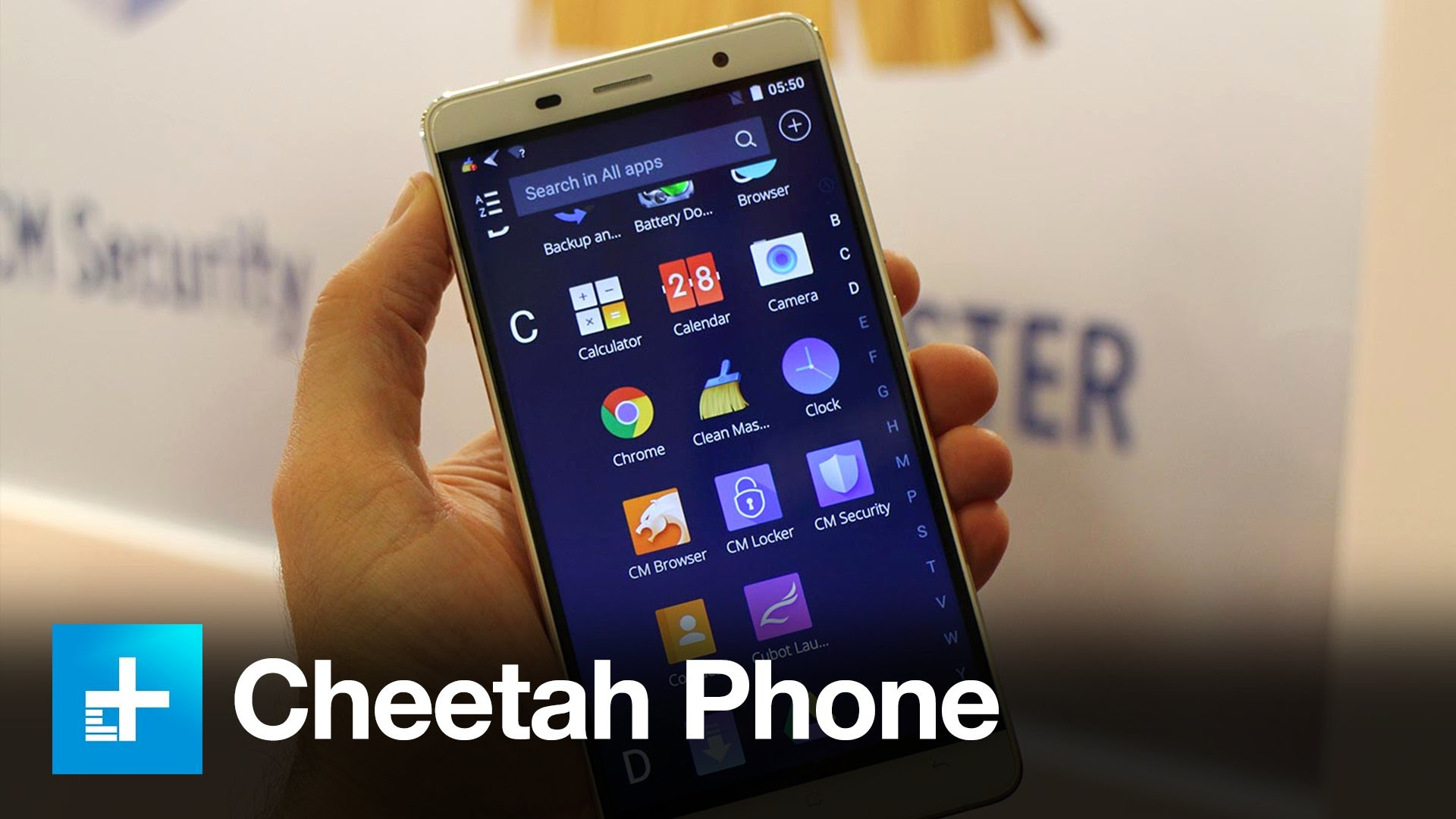 Cubot CheetahPhone