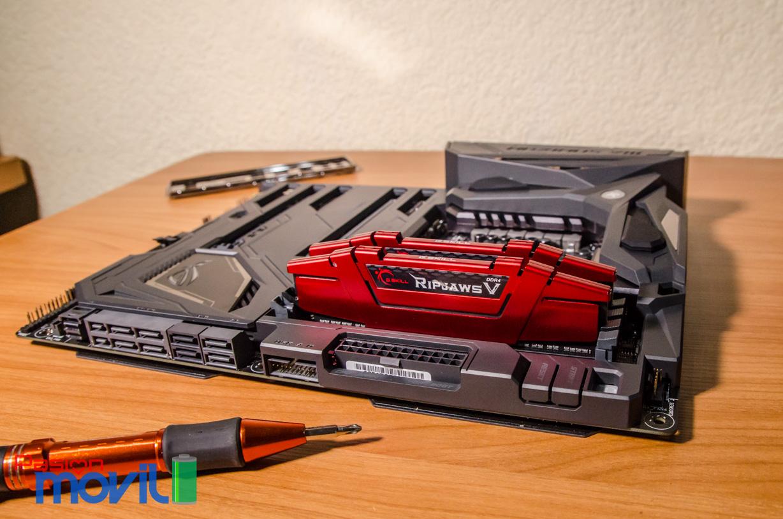 Ripjaws V fue diseñada para los procesadores Intel Core Skylake