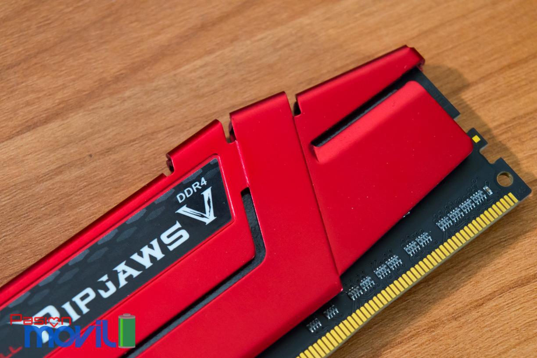 G.Skill Ripjaws V te permitirá sacar el máximo provecho a la tecnología DDR4