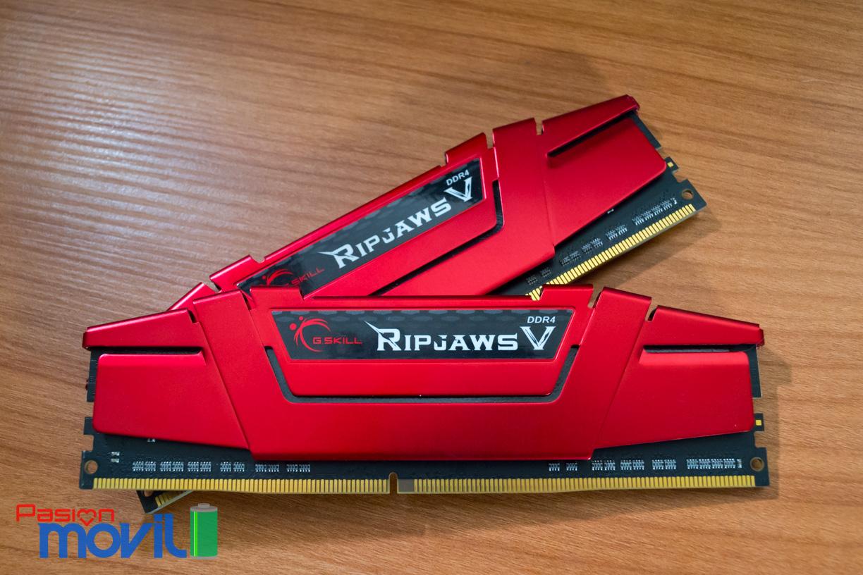 G.Skill Ripjaws V son más que una memoria RAM