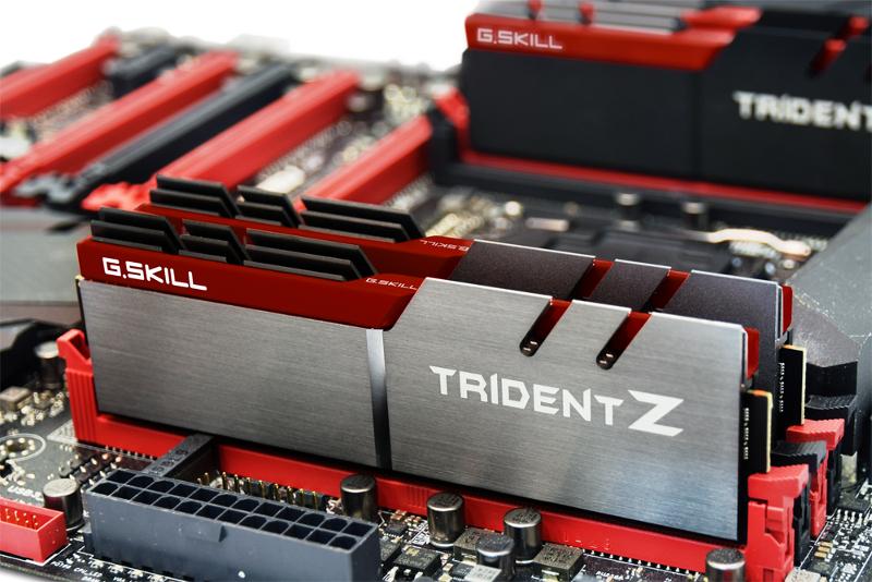 G.Skill Trident Z es la líder indiscutible en el overclock de memorias RAM