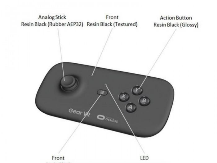 Gear-VR-Control