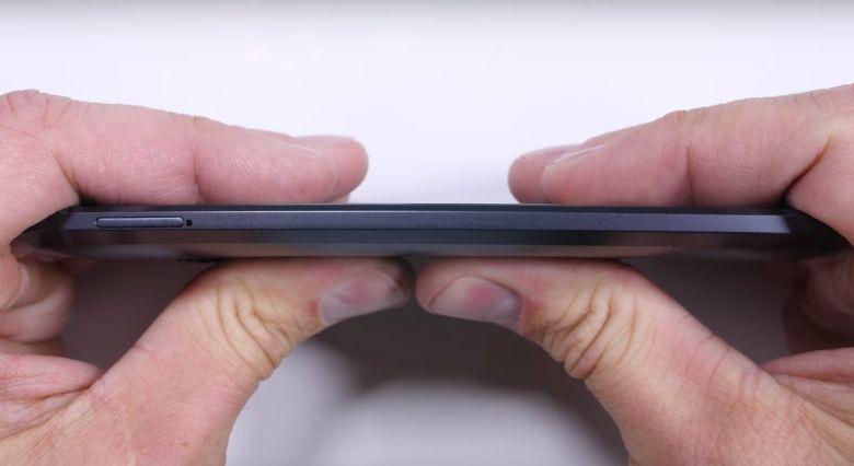 HTC-10-bend-test