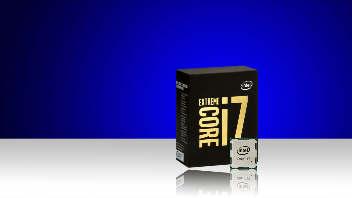 Intel Core i7 BroadWell-E caja