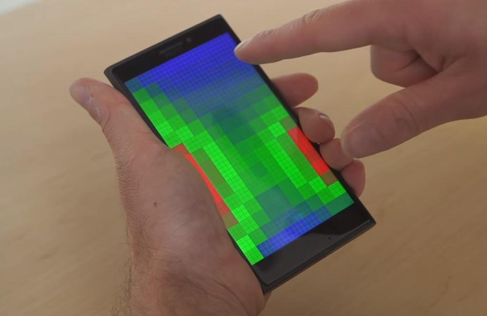 """Microsoft desarrolla una tecnología """"pre-táctil"""" de Nokia"""