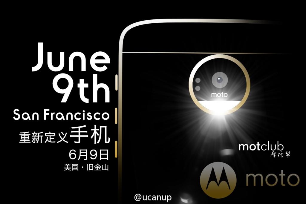 Moto Z viene con todo para el próximo 9 de junio