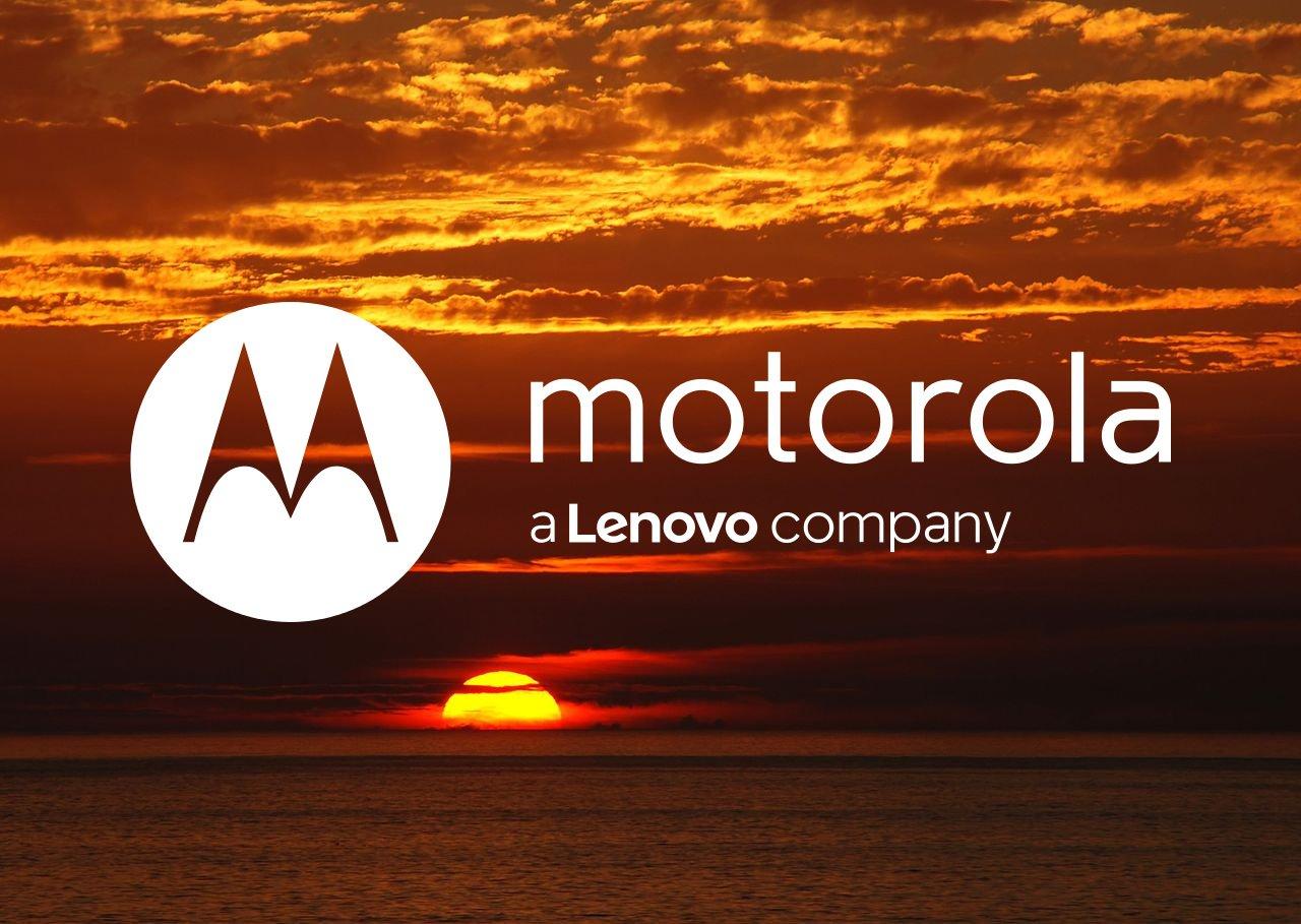 Motorola-Lenovo-sunset