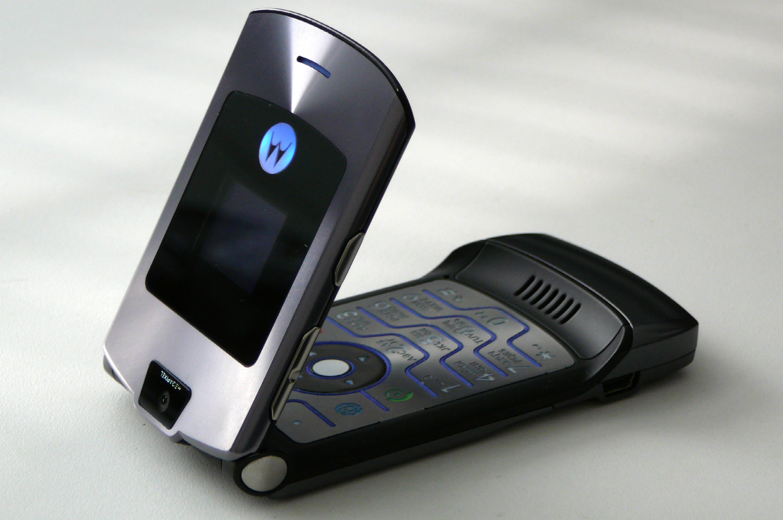 Motorola Razr V3 tendría un interesante sucesor