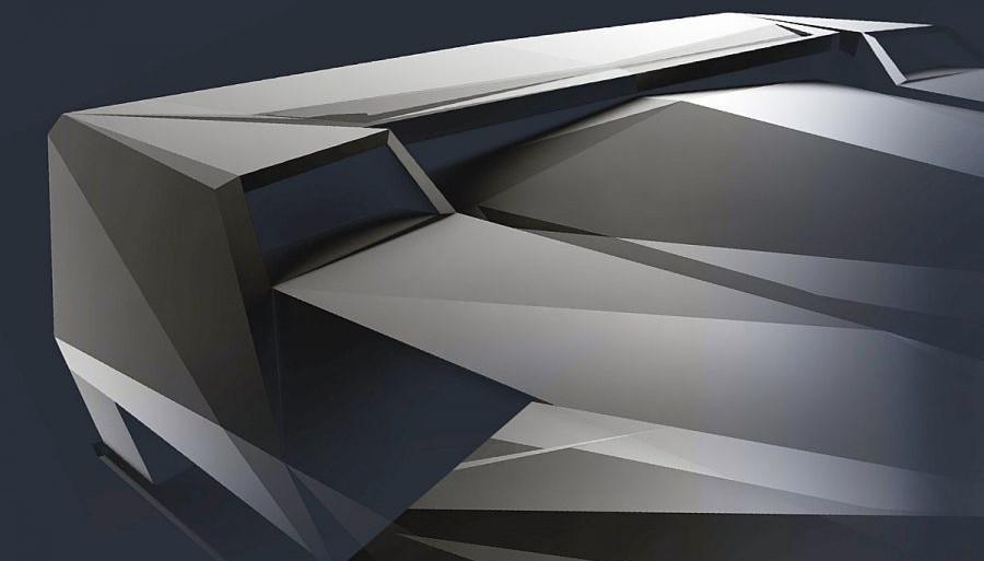 Diseño final que aparece en el sitio de GeForce