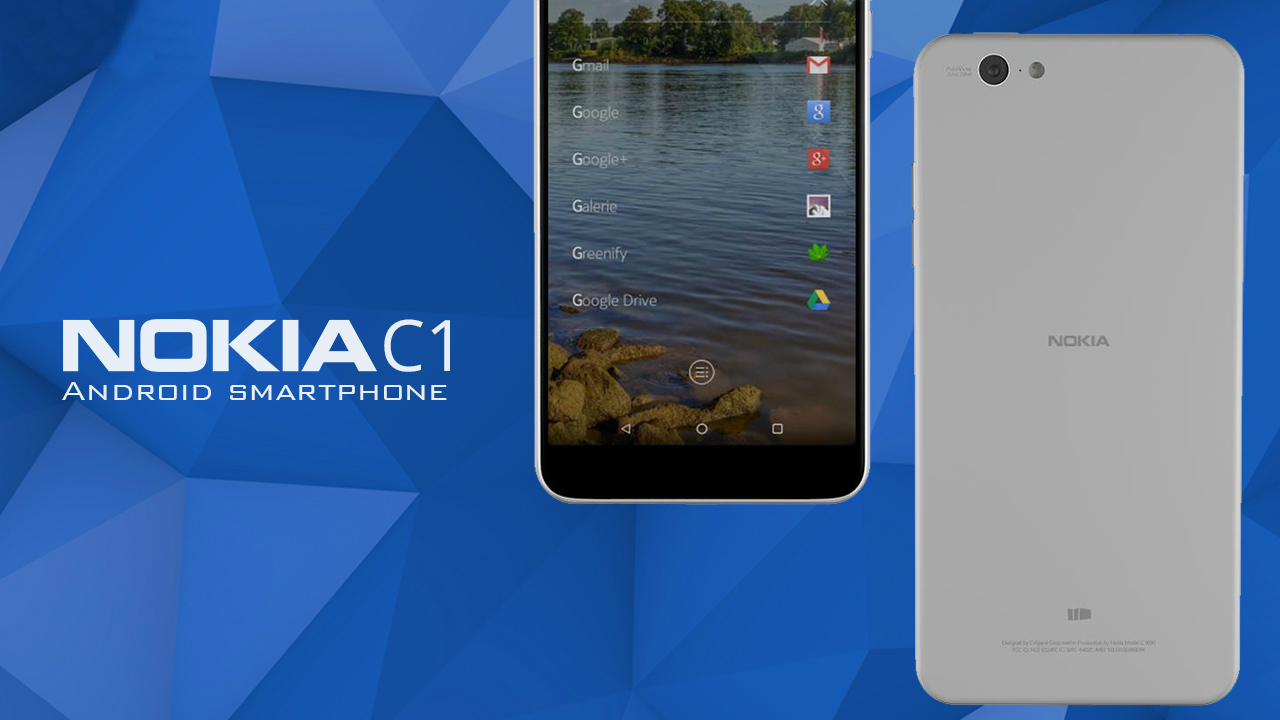 Nokia C1 podría ser el primer lanzamiento de la compañía