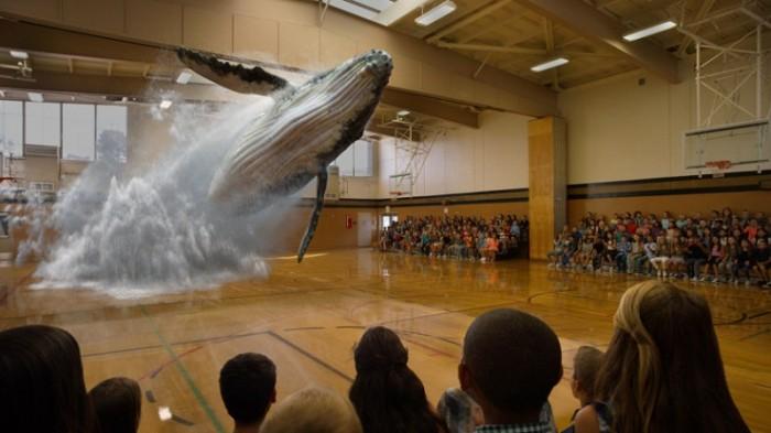 Proyecto de realidad virtual Magic Leap