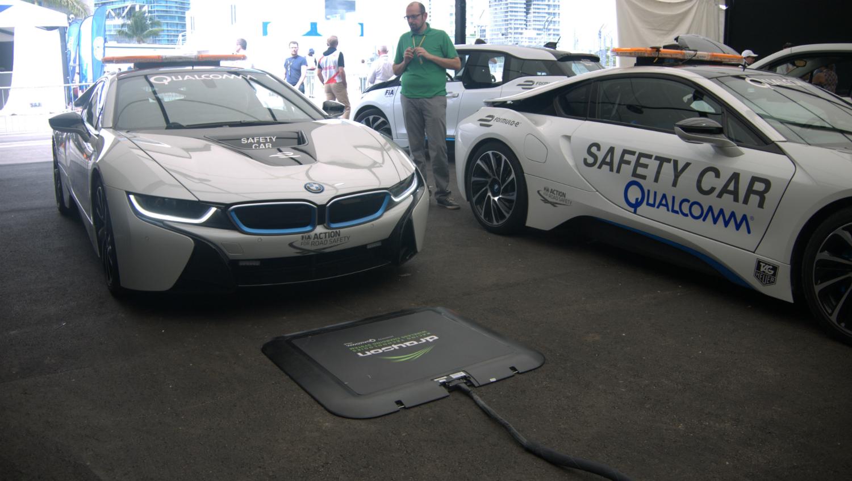 BMW i8 es compatible con Qualcomm Halo
