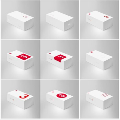 cajas one plus 3
