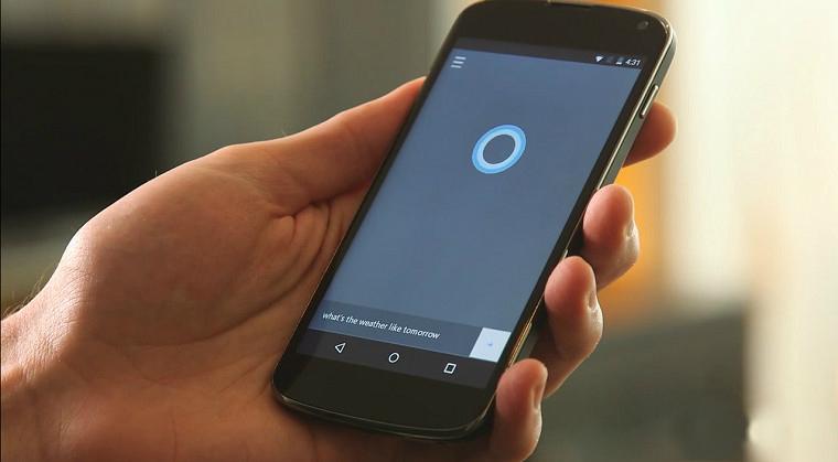 Cortana sigue mejorando en su versión para Android