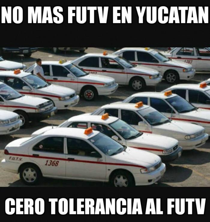 futv cero tolerancia