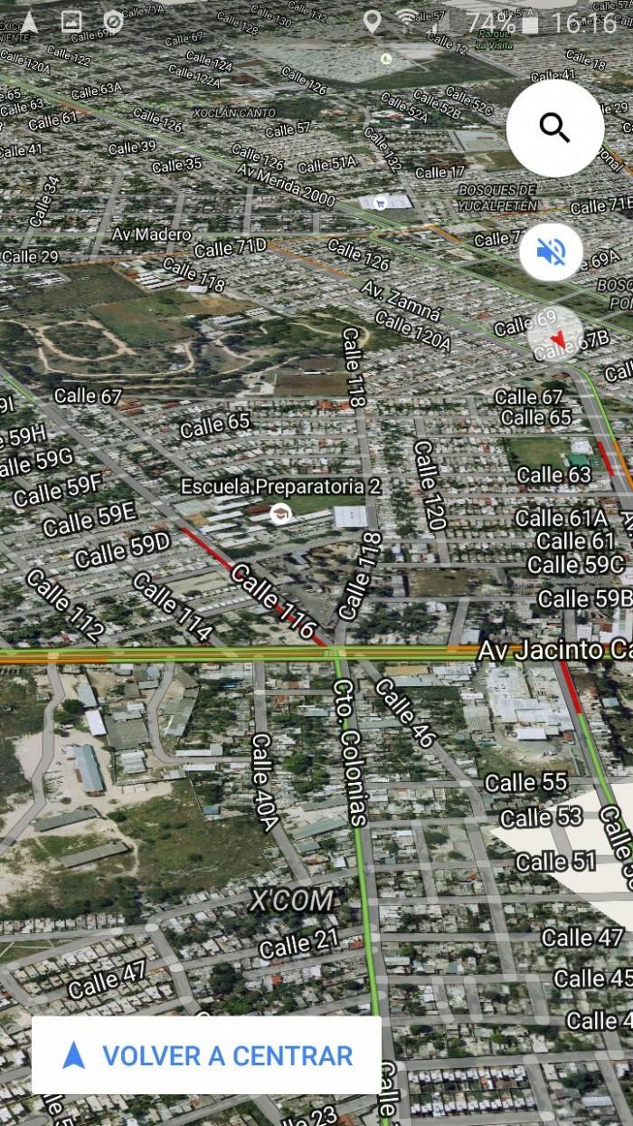 google maps conducir sonido apagado