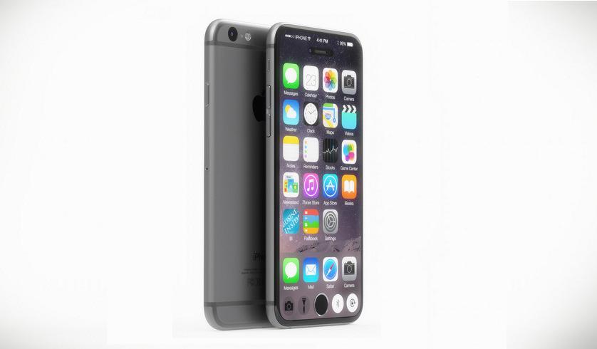 iPhone de 2017 presumiría una pantalla edge-to-edge